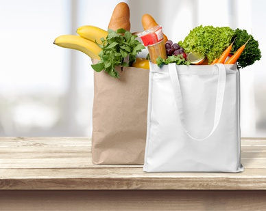 Nachhaltige Produkte zum Wegwerfen zu schade