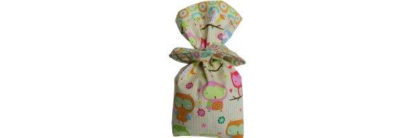 Geschenkbeutel Kindermotive