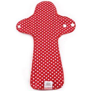 EH Moon Pads Maxi Slipeinlage red dots