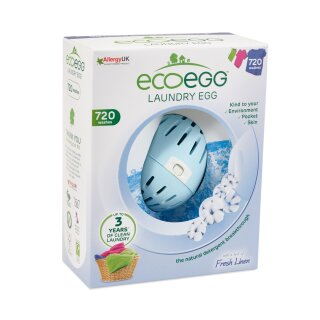 Ecoegg Laundry Wäsche-Ei SC Fresh Linen