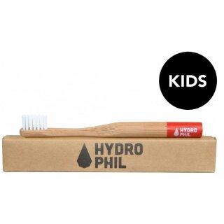 Hydrophil Bambus Kinder-Zahnbürste