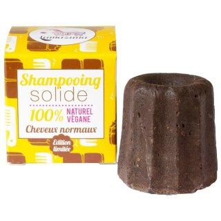 Lamazuna Festes Shampoo mit Schokolade