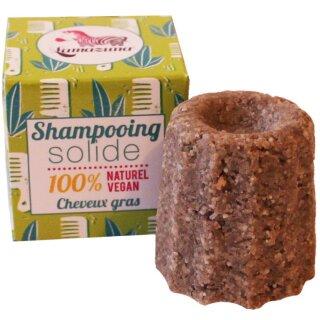 Lamazuna Festes Shampoo May-Chang für Fettiges Haar
