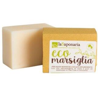 Marseiller Bio-Seife für Textilwäsche von Hand