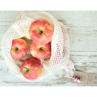 Bag-Again Gemüsenetz fruit&vegetable Bio-Baumwolle