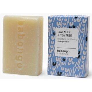 Babongo Shampoo Bar Lavendel & Teebaum