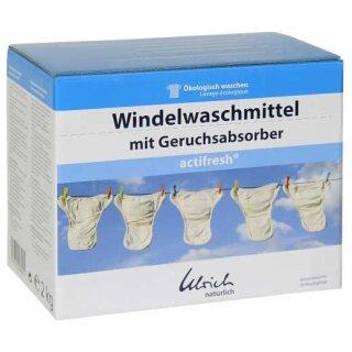 Ulrich natürlich Windelwaschmittel actifresh 2 kg