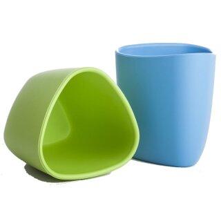 Cartoon Nette Kinder Kinder Plastik Reisschale Sch/öne umweltfreundliche Obstteller Geschirr Geschirr Baby Lunch Bowl Paperllong/®