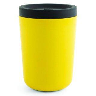 Ekobo Kaffeebecher Bambus Coffee-to-go Lemon