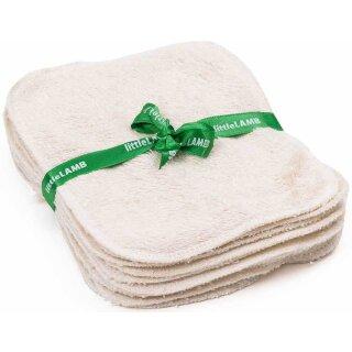 Little Lamb Reinigungstücher Organic Cotton 10er-Set