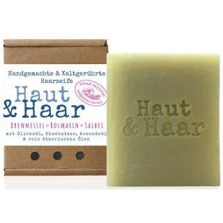 Soap Mystic Haut & Haar Haarseife Brennessel 100 g