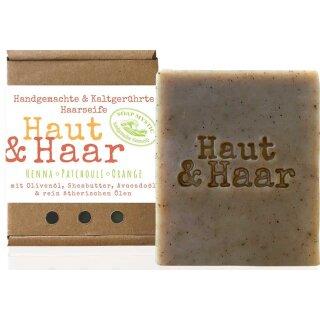 Soap Mystic Haut & Haar Haarseife Henna 100 g