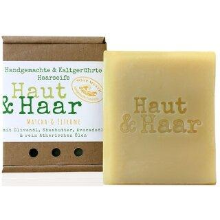 Soap Mystic Haut & Haar Haarseife Matcha 100 g