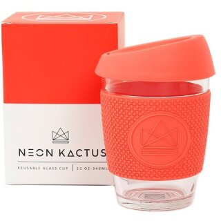 Neon Kactus Kaffeebecher Coffee-to-go