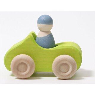 Grimms Holzauto Kleines Cabrio 2-teilig