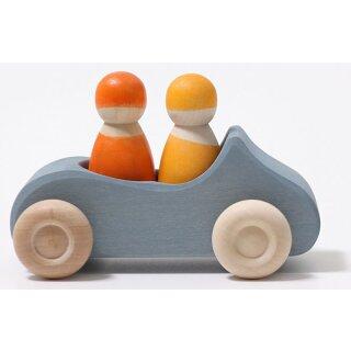 Grimms Holzauto Großes Cabrio 3-teilig