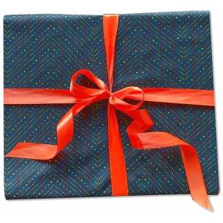 Furoshiki Tuch Cadeau Lets Party 85x85 cm
