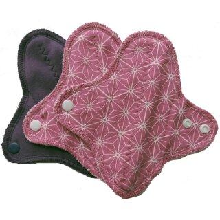 MaM Ecofit Menstruations-Pads Mini Reach 3er-Set