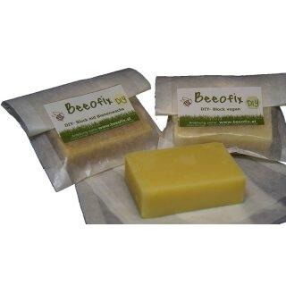 Beeofix DIY-Block Bienenwachs