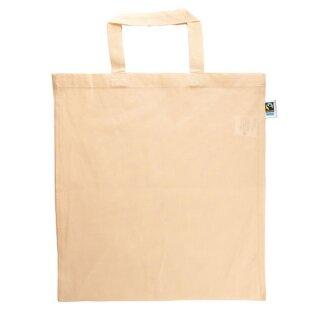Fairtrade Einkaufstasche mit Henkel