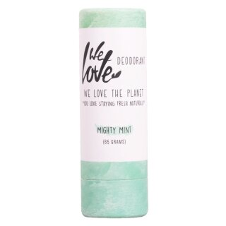 We Love Deostick Deocreme 65 g Mighty Mint