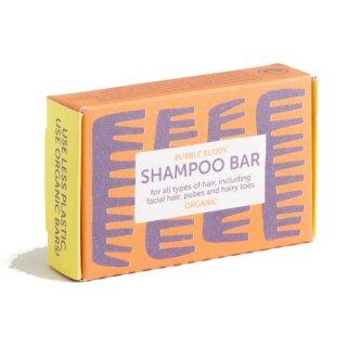 Bubble Buddy Shampoo Bar Organic Feste Harrseife 100g