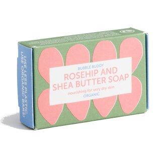 Bubble Buddy Rosehip & Sheabutter Organic 100g
