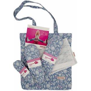 ImseVimse Menstruation Starter-Kit Bio-BW Garden