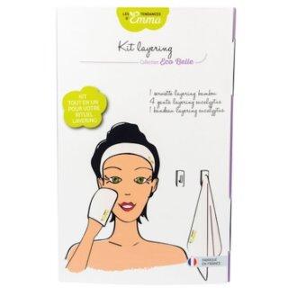 Eco Belle Kit Layering Abschminkset 6-teilig
